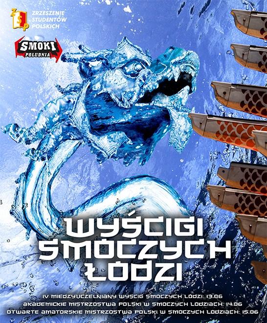 001_plakat smocze łodzie